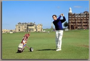 Golf at StAndrews